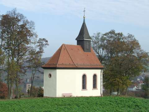 Kapelle am Kirchberg in Eiersheim